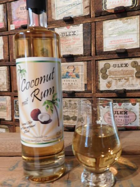Coconut Likör mit Rum, 38%vol. 500ml