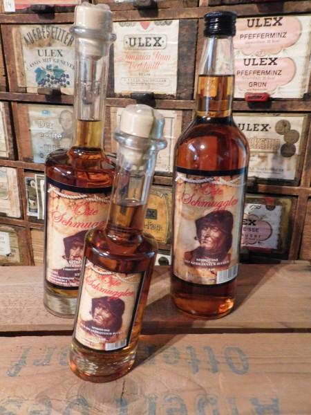 Schmuggler Rum 35%Vol. mit gebranntem Zucker