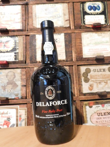 Delaforce Portwein 20%Vol.