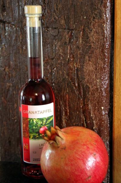 Granatapfel Likör 18%Vol.