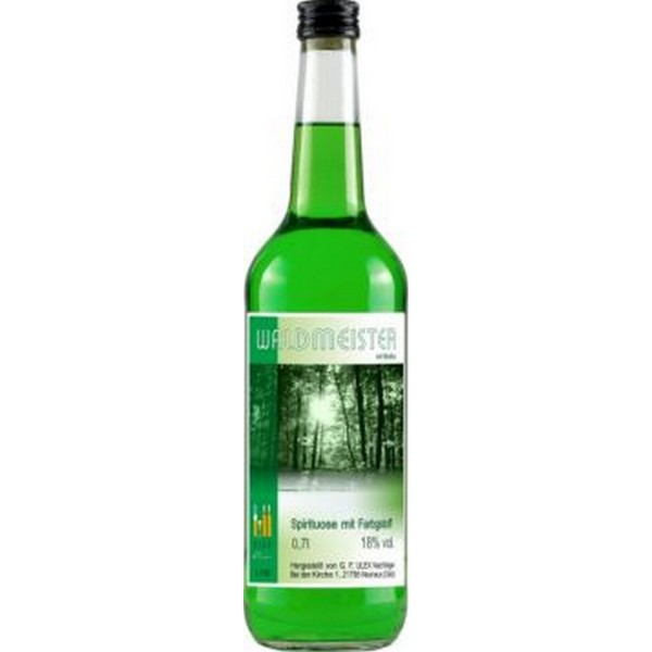 Waldmeister, 18%vol. 700ml