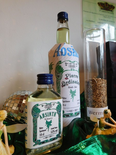 Absinth Pierre Ordinaire 55%Vol.