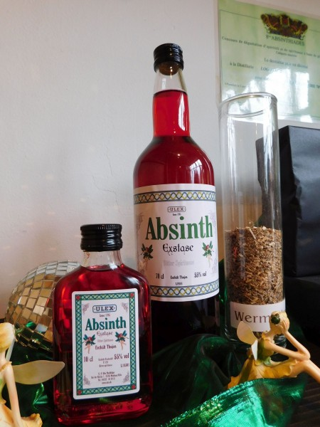 Absinth Exstase 55%Vol.